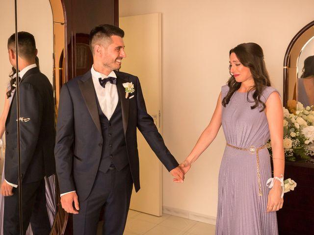 Il matrimonio di Calogero e Martina a Canicattì, Agrigento 4