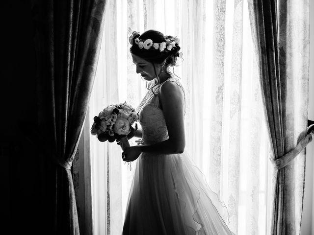 Il matrimonio di Calogero e Martina a Canicattì, Agrigento 5