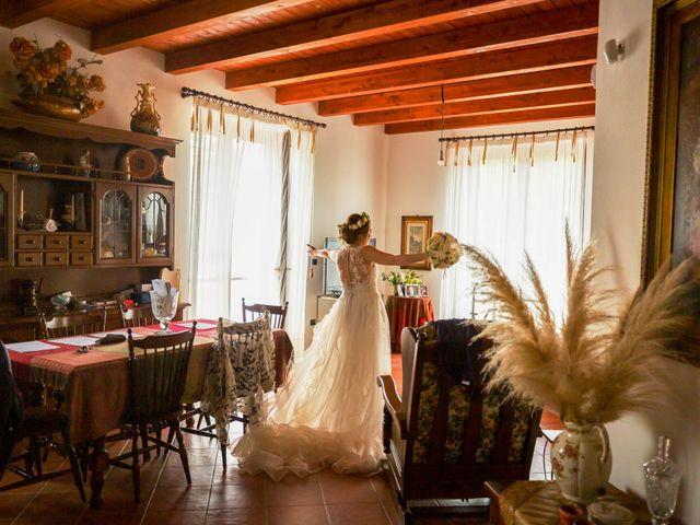 Il matrimonio di Calogero e Martina a Canicattì, Agrigento 7