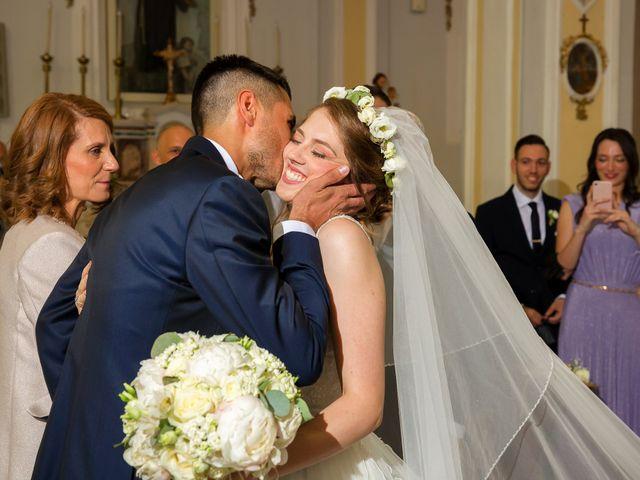 Il matrimonio di Calogero e Martina a Canicattì, Agrigento 10