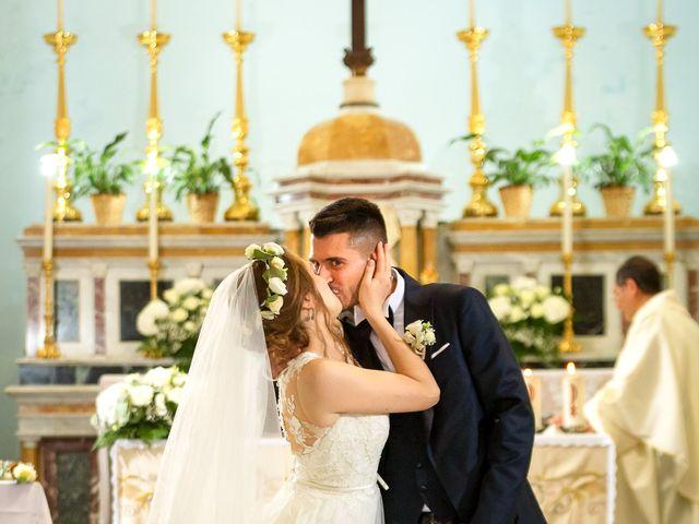 Il matrimonio di Calogero e Martina a Canicattì, Agrigento 11