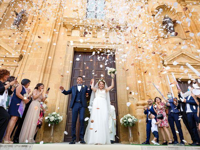 Il matrimonio di Calogero e Martina a Canicattì, Agrigento 12