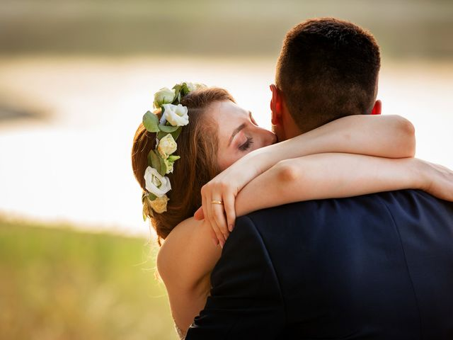 Le nozze di Martina e Calogero