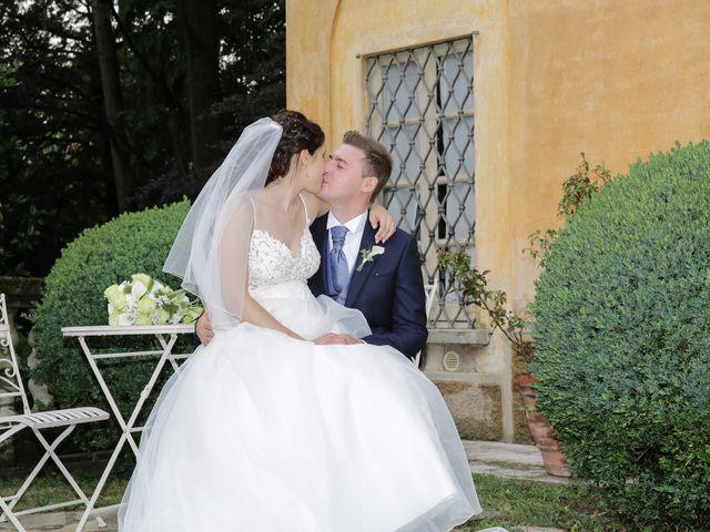 Il matrimonio di Alessandro e Chiara a Tradate, Varese 17