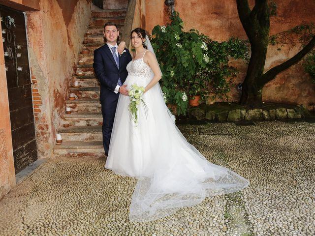 Il matrimonio di Alessandro e Chiara a Tradate, Varese 18