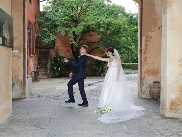 Il matrimonio di Alessandro e Chiara a Tradate, Varese 20