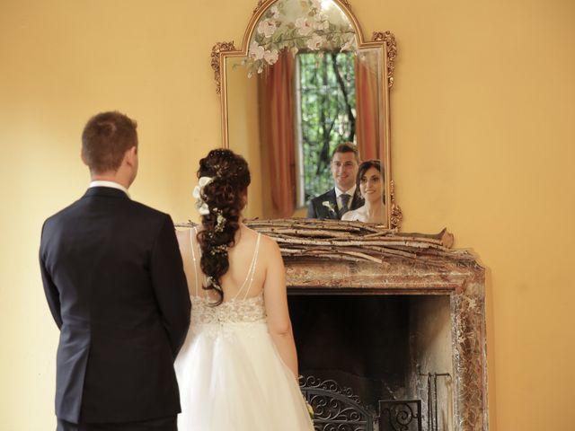 Il matrimonio di Alessandro e Chiara a Tradate, Varese 21