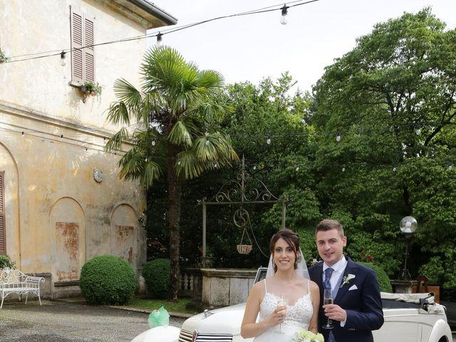 Il matrimonio di Alessandro e Chiara a Tradate, Varese 25