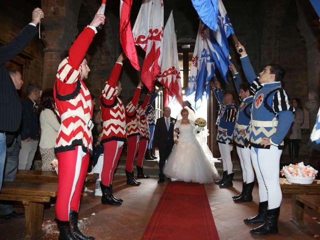 Il matrimonio di Stefano e Barbara a Figline Valdarno, Firenze 3