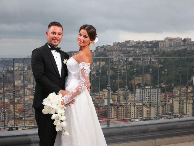 Il matrimonio di Antonio e Lucia a Napoli, Napoli 16