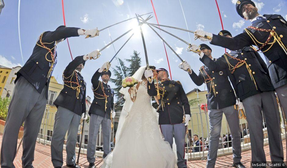 Il matrimonio di Federico e Valentina a Perdasdefogu, Nuoro