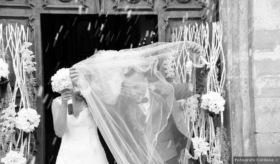 Il matrimonio di Tiziano e Alice a Fasano, Brindisi