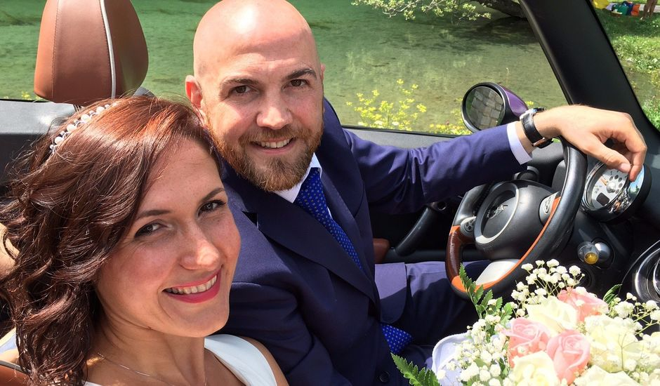 Il matrimonio di Diana e Stelio a Torino, Torino