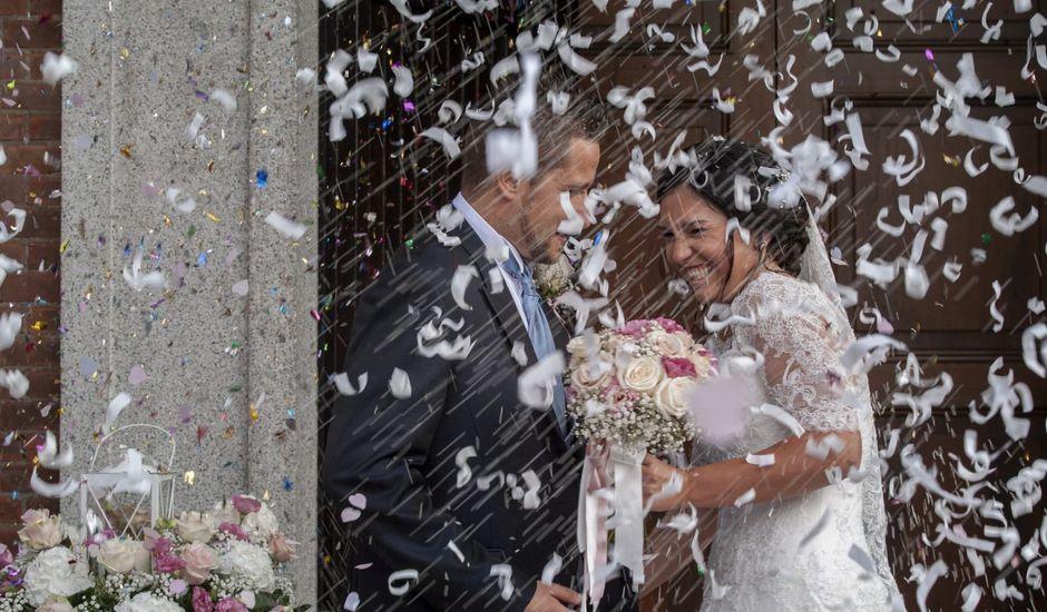 Il matrimonio di Davide e Monica a Briosco, Monza e Brianza