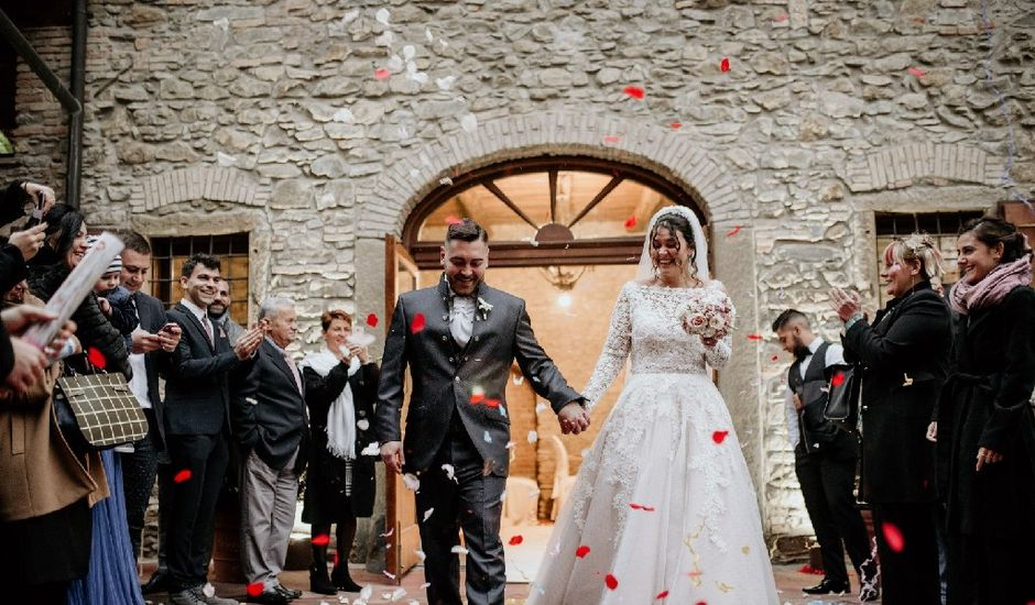 Il matrimonio di Stefano e Elena a Mapello, Bergamo