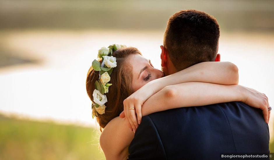 Il matrimonio di Calogero e Martina a Canicattì, Agrigento