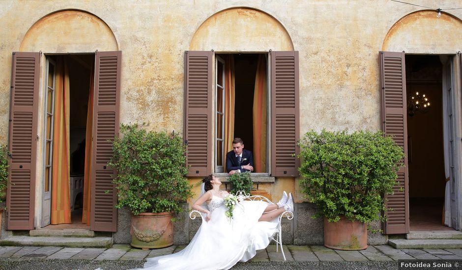 Il matrimonio di Alessandro e Chiara a Tradate, Varese