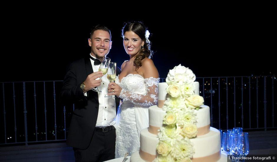 Il matrimonio di Antonio e Lucia a Napoli, Napoli