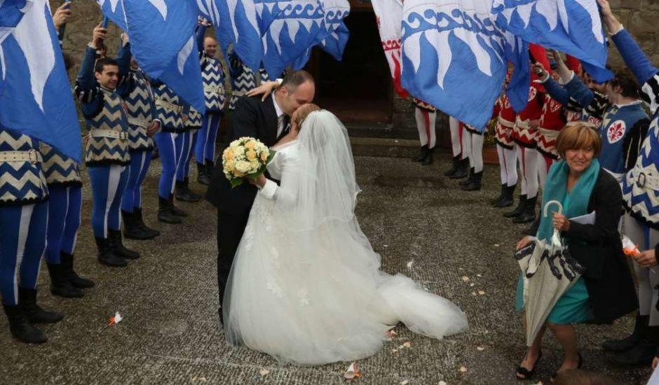 Il matrimonio di Stefano e Barbara a Figline Valdarno, Firenze