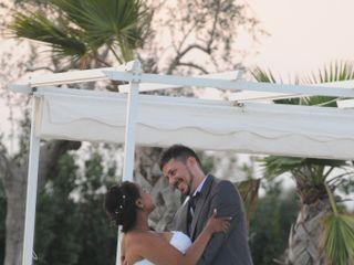 Le nozze di Paquerette e Alberto