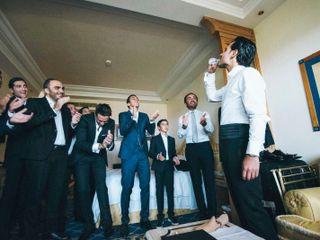 Le nozze di Sharon e Kevin 1