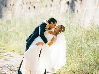 Le nozze di Sharon e Kevin