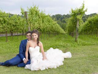 Le nozze di Nicole  e Nicola 1