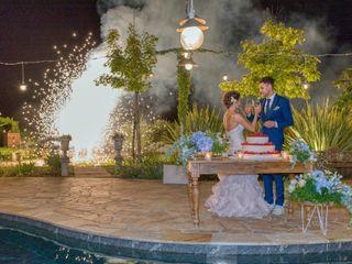 Le nozze di Nicole  e Nicola 2