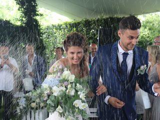 Le nozze di Nicole  e Nicola 3