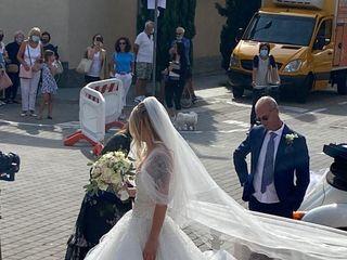 Le nozze di Giorgia e Javier 1