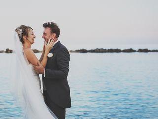 Le nozze di Roberto e Cristiana