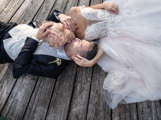 Le nozze di Erica e Serafino