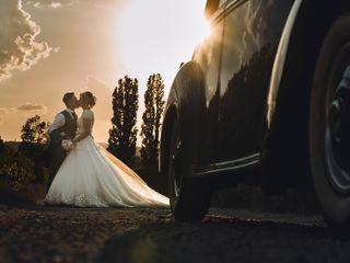 Le nozze di Tanya e Lorenzo