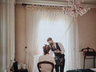 Le nozze di Giglia e Federico 1