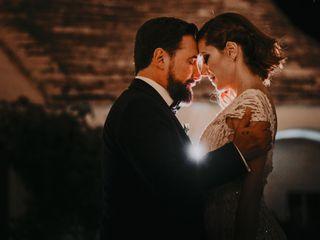 Le nozze di Giglia e Federico