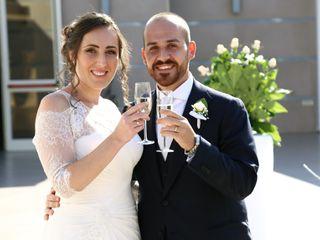 Le nozze di Melania e Sergio