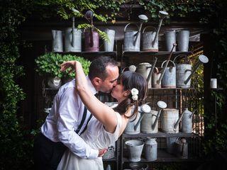 Le nozze di Simona e Christian