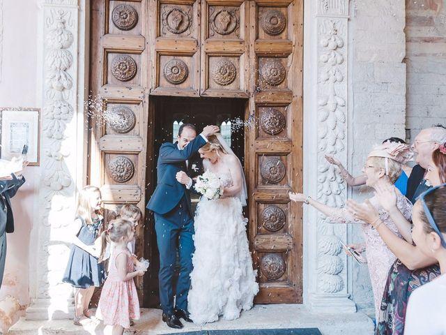 Il matrimonio di Michele e Alexia a Perugia, Perugia 32