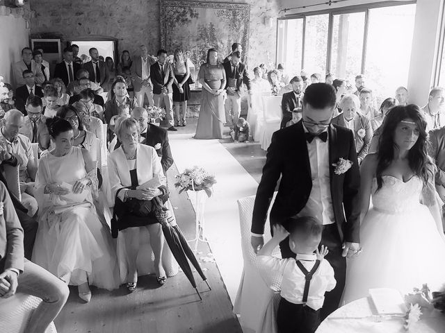 Il matrimonio di Matteo e Katia a Monasterolo del Castello, Bergamo 7