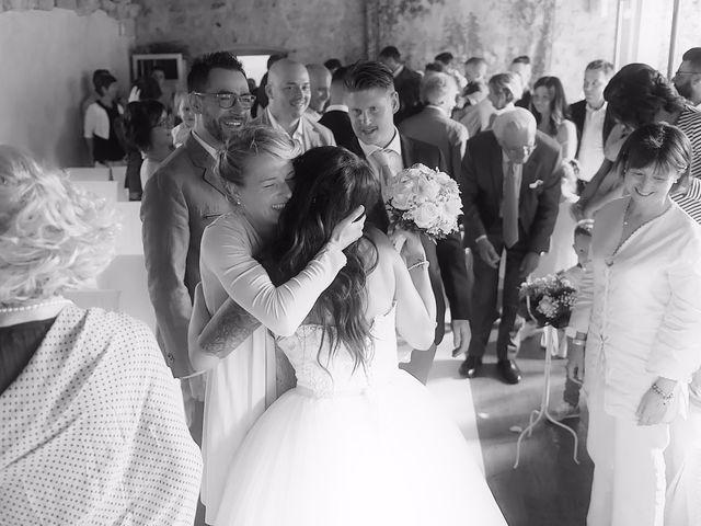 Il matrimonio di Matteo e Katia a Monasterolo del Castello, Bergamo 8