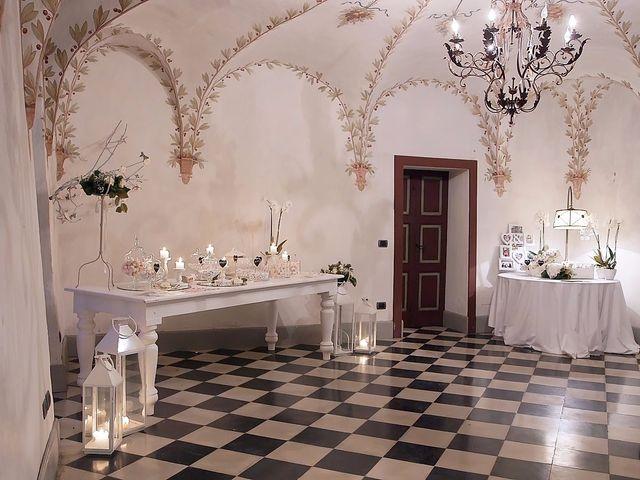 Il matrimonio di Matteo e Katia a Monasterolo del Castello, Bergamo 16