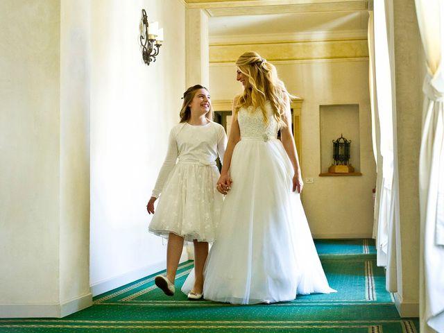 Il matrimonio di Alessandro e Dayana a Calvagese della Riviera, Brescia 27