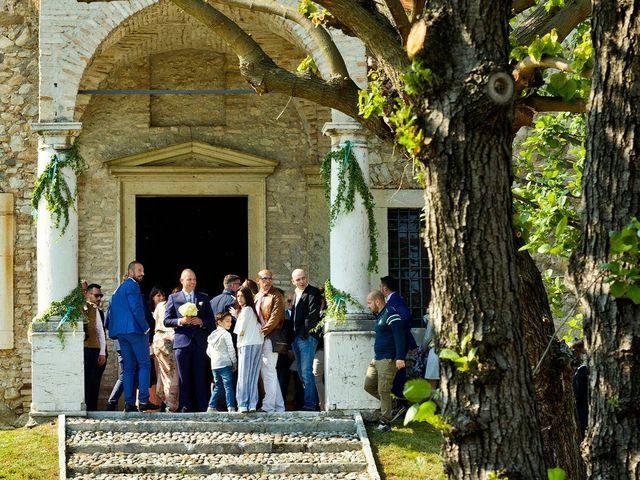 Il matrimonio di Alessandro e Dayana a Calvagese della Riviera, Brescia 35