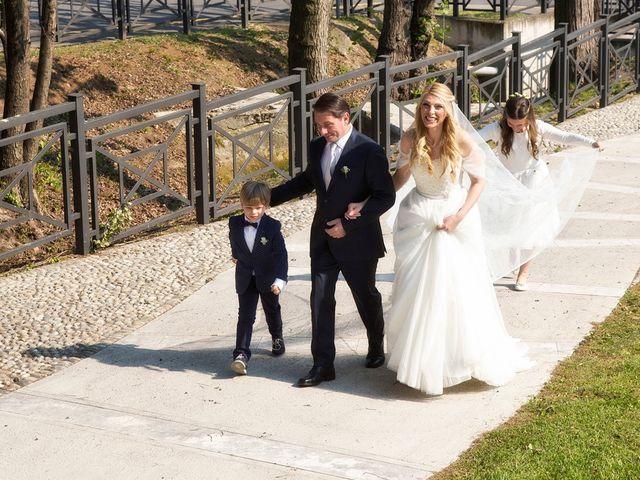 Il matrimonio di Alessandro e Dayana a Calvagese della Riviera, Brescia 38