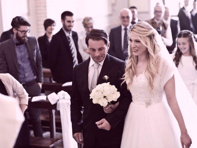 Il matrimonio di Alessandro e Dayana a Calvagese della Riviera, Brescia 43