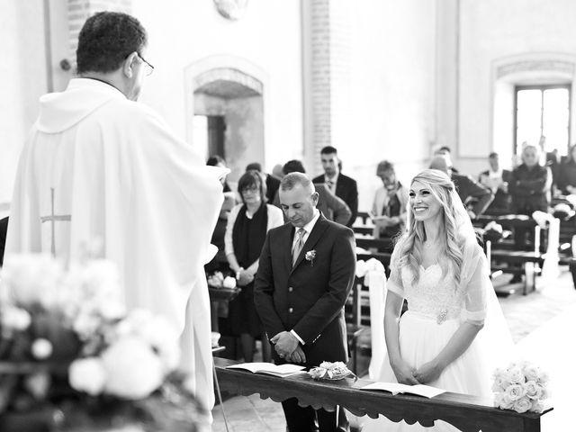 Il matrimonio di Alessandro e Dayana a Calvagese della Riviera, Brescia 51