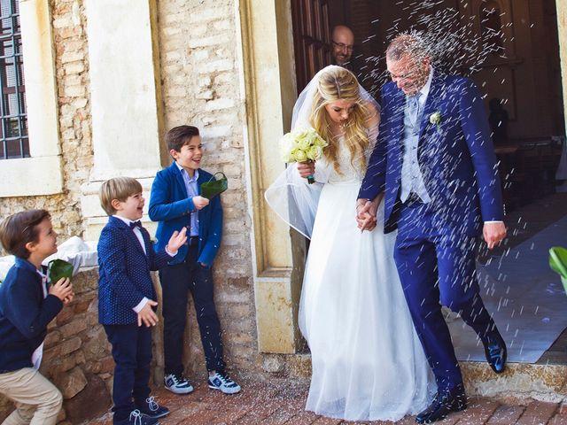 Il matrimonio di Alessandro e Dayana a Calvagese della Riviera, Brescia 53