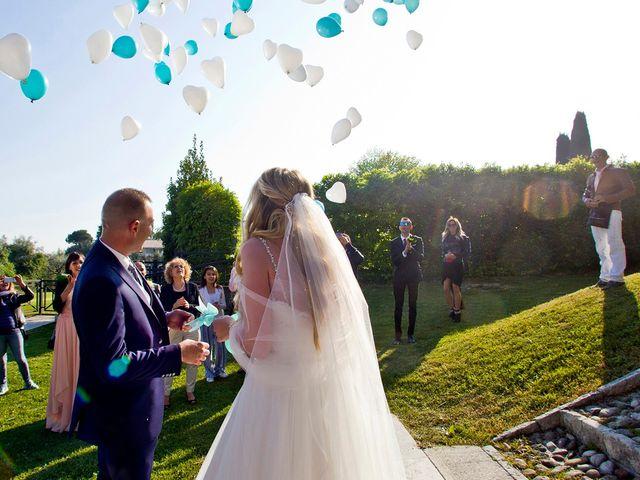 Il matrimonio di Alessandro e Dayana a Calvagese della Riviera, Brescia 57