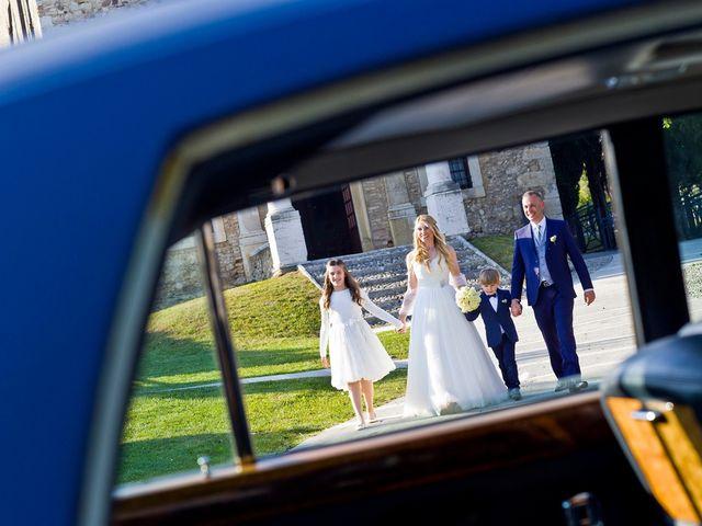 Il matrimonio di Alessandro e Dayana a Calvagese della Riviera, Brescia 59