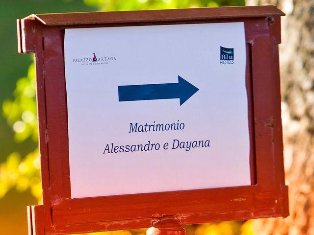 Il matrimonio di Alessandro e Dayana a Calvagese della Riviera, Brescia 62